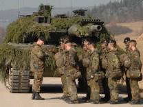 Bundeswehr Reform Wehrbeauftragter