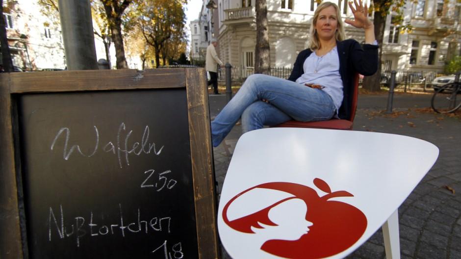 Apple wirft Bonner Cafe Markenrechtsverletzung vor