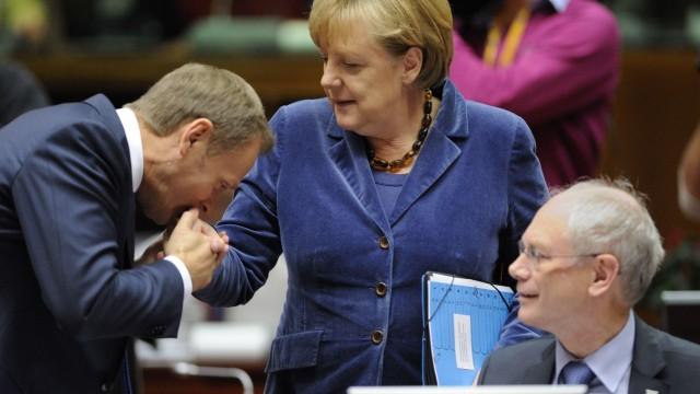 Handkuss Handkuss für Frau Merkel