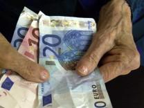 DRV gibt Prognose für Rentenerhöhung 2012 bekannt