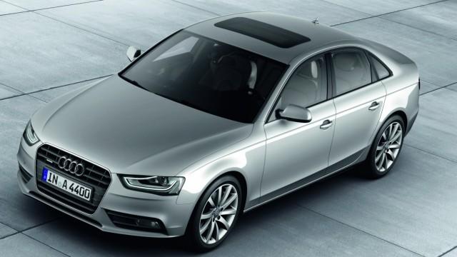 Audi A4 S4 Allroad quattro Motor