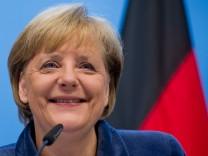 Pressekonferenz nach EU-Gipfel zur Euro-Rettung