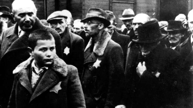 Vor 70 Jahren wurde der 'Judenstern' eingefuehrt