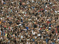 Symbolbild: Weltbevölkerung