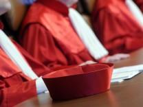 Bundesverfassungsgericht gegen mutwillige Klagen