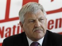 Bundesgerichtshof will im Dezember ueber Hotel-Hausverbot fuer NPD-Vorsitzenden entscheiden
