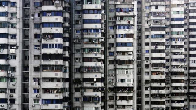 Weltbevölkerung Leben in Megacitys