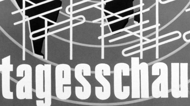 Tagesschau-Logo von 1952