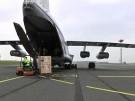 Hilfslieferungen aus Deutschland werden ins türkische Erdbebengebiet geflogen (Vorschaubild)