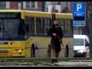 Bewaffneter greift US-Botschaft in Sarajevo an (Vorschaubild)