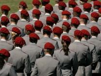 Schliessung von Bundeswehrstandorten
