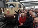 Zug in München