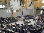 Bundestag, Überhangsmandate, dpa