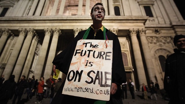 The Dean Of St Pauls Resigns Over The Handling Of The Anti Capitalism Protests