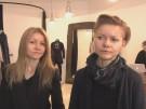 Zwillings-Paar schneidert vegane Designermode (Vorschaubild)