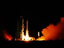 Chinesisches Raumschiff startet erfolgreich ins All