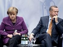 Festakt zu 50 Jahre deutsch-tuerkisches Anwerbeabkommen