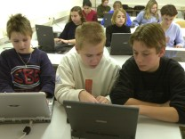 Computereinsatz im Gymnasium