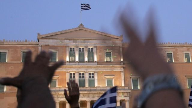 Griechische Schuldenkrise - Papandreou will Referendum