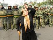 Unruhen in Urumqi, AFP