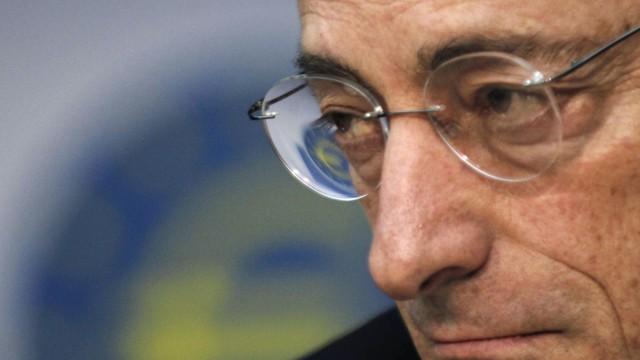 PK nach erster EZB-Ratssitzung unter dem neuen Praesidenten Mario Draghi