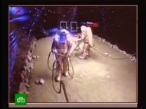 "´Landung"" in Moskau: Raumflug-Projekt Mars500 zu Ende"