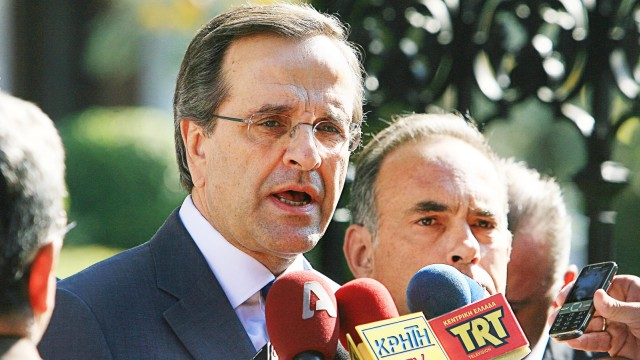 Schuldenkrise in Griechenland Machtpoker um Papandreou-Nachfolge