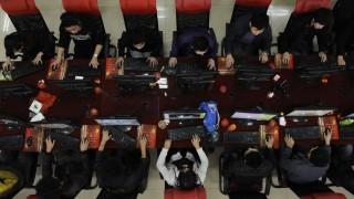 China User Korruption Internet