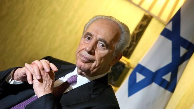 Kadima-Partei ernennt Peres zum Präsidentschaftskandidaten