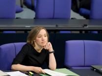 Aktuelle Stunde im Bundestag zu Bahn-Brandanschlaegen