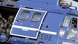 GSG9, Anti-Terror-Übung, dpa