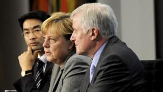 Koalitionsgipfel Betreuungsgeld CDU FDP CSU Union