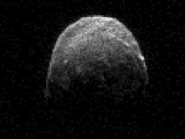 RARE NEAR-EARTH ASTEROID FLY-BY SET FOR TUESDAY