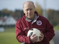 Fussballtrainer Karsten Wettberg