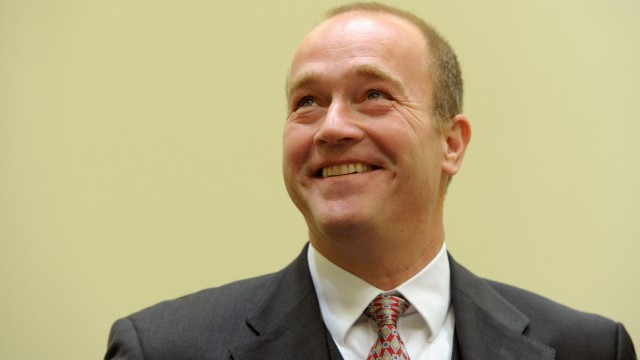 Prozeß gegen Gerhard Gribkowsky