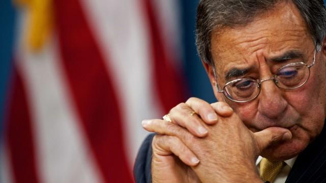 Ist seit wenigen Monaten US-Verteidigungsminister: Leon Panetta
