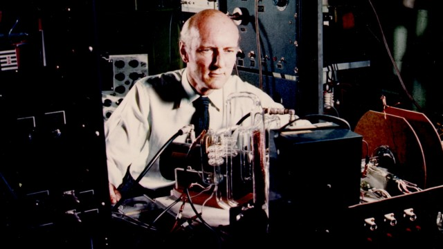 Kybernetik  Zum 100. Geburtstag von Heinz von Foerster