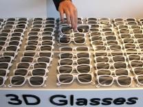 3D Gläser auf der Internationalen Funkausstellung IFA