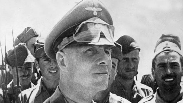 Erwin Rommel, 1942