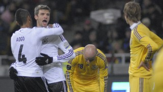 Fußball-EM Deutschland gegen Ukraine 3:3