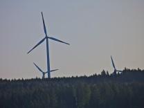 Windkraftanlage nahe Kempten, 2011