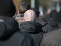 Neonazi-Demonstration in Wunsiedel