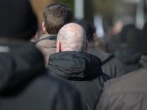 Neonazi-Demonstration in Wunsiedel