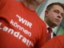Landratswahl Regen, Heinz Wölfl, Michael Adam