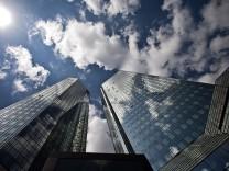 Vorschau: Deutsche Bank veroeffentlicht Ergebnis
