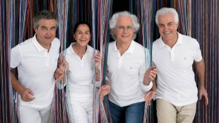 Italy: Carlo, Giuliana, Gilberto and Luciano Benetton