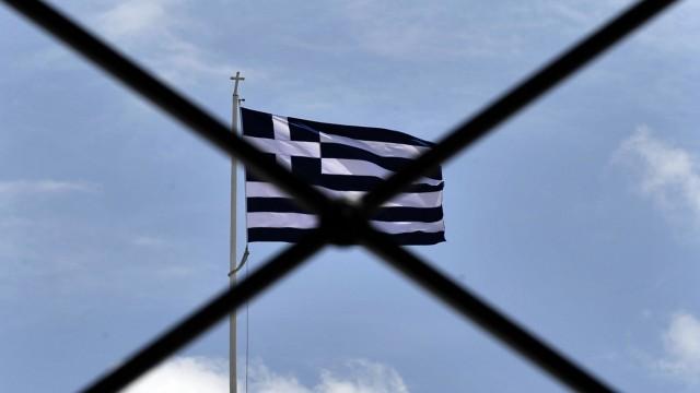 Kampf um den Euro Griechenland kämpft um Steuern