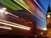 Städtereisen 2012 London