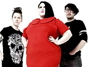 beth ditto band the gossip foto sony bmg