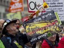 Vorschau: 100. Montagsdemonstration gegen 'Stuttgart 21'